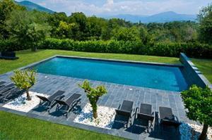 piscine glamour