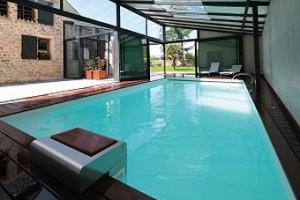 piscine interieur standing