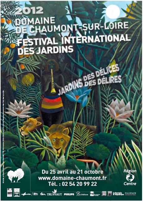 Festival et jardins de chaumont sur loire - Jardins chaumont sur loire ...