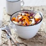 salade lentilles aux legumes