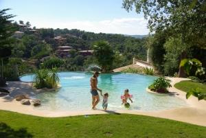 piscine paysagee