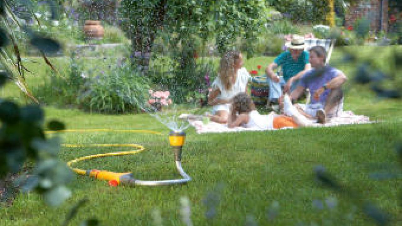 Systeme Arrosage Potager Vacances gérer l'arrosage d'été