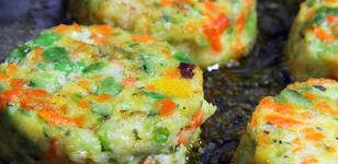 galette legumes