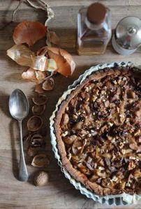 tarte cepe oignon roquefort