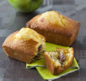 mini-cake olive courgette