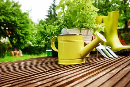 jardinage avril