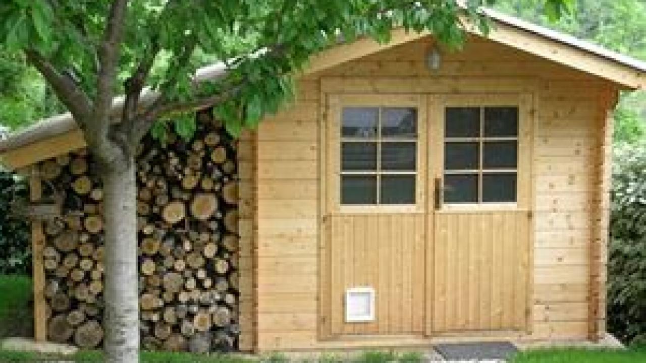 Cabane À Outils Bois abri de jardin : achat et critères de choix
