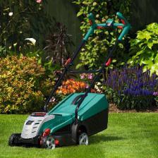New Bosch Rotak lawn mowers