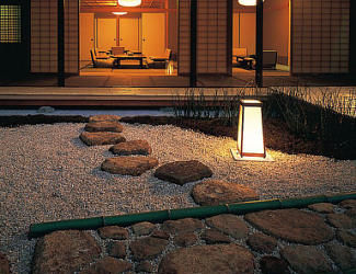 Créer un jardin sans plante, zen et minimaliste