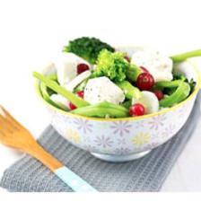 salade haricot saint moret
