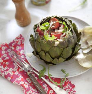 Salade artichaut