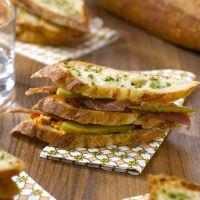 sandwich Jambon-Beurre revisité