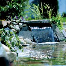 jeux eau jardin