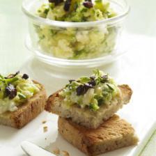 Caviar de courgettes
