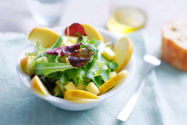 salade fromage et pomme