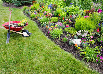 jardinage printemps