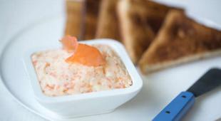 Beurre de saumon