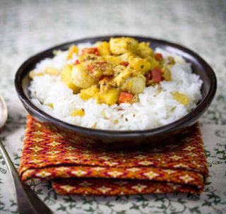 madras de poisson indien