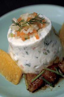 tartare de legumes