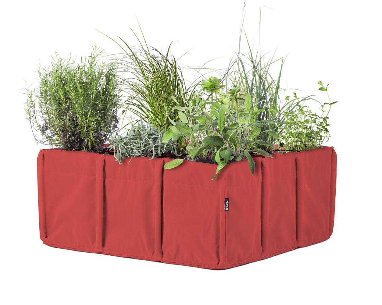 Bac Pour Arbuste De Jardin potagers en sacs : la nouvelle tendance