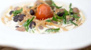 Soupe de legumes minestrone