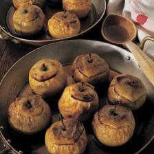 pommes roties