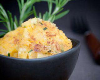 rosti de patate douce