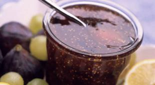 confiture de figues orthographe