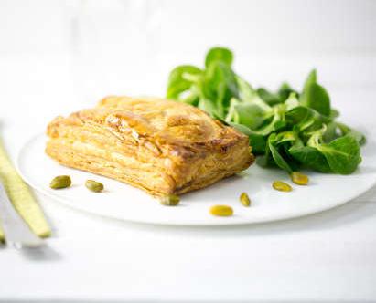 friands a la viande pistache