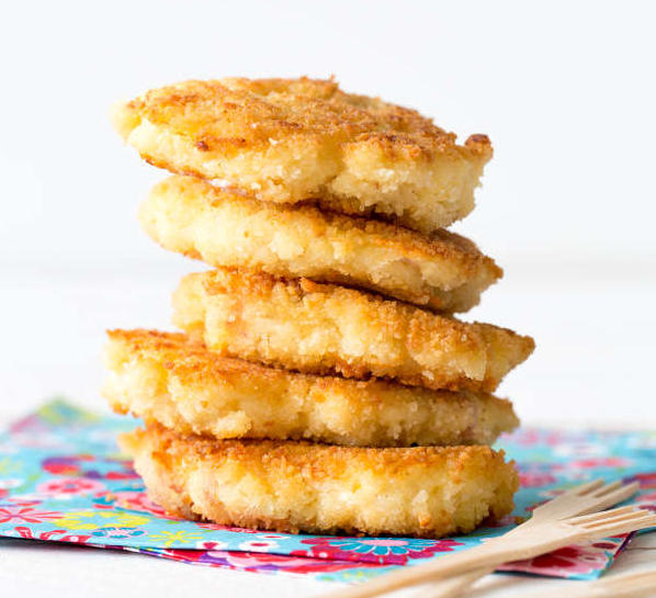 croquette coquillette jambon emmental