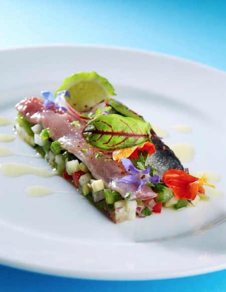 ceviche sardines