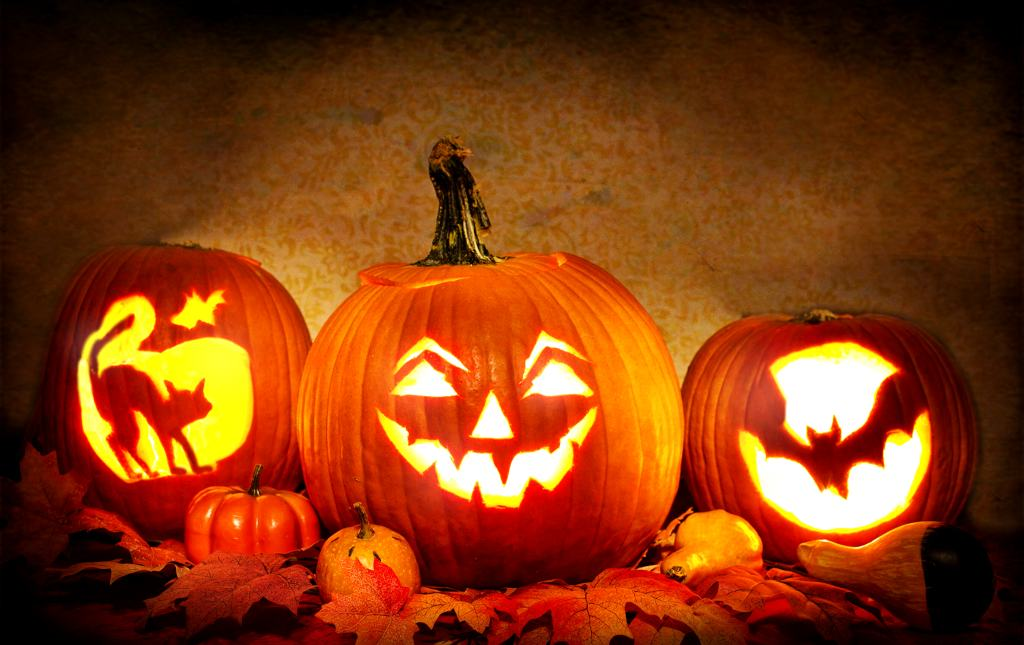 Halloween, where the scary pumpkins first came from