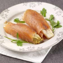 endive au saumon