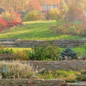 Jardin en pente : des idées pour aménager