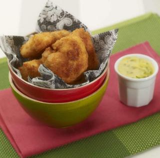nuggets poulet sauce tartare