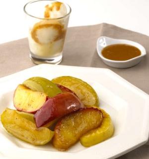 Poêlée de pommes