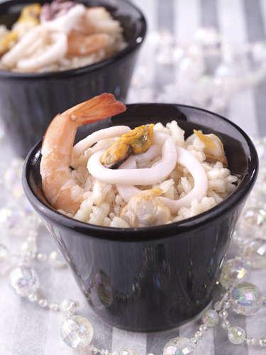 risotto fruits de mer
