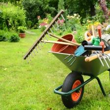jardinage par saison