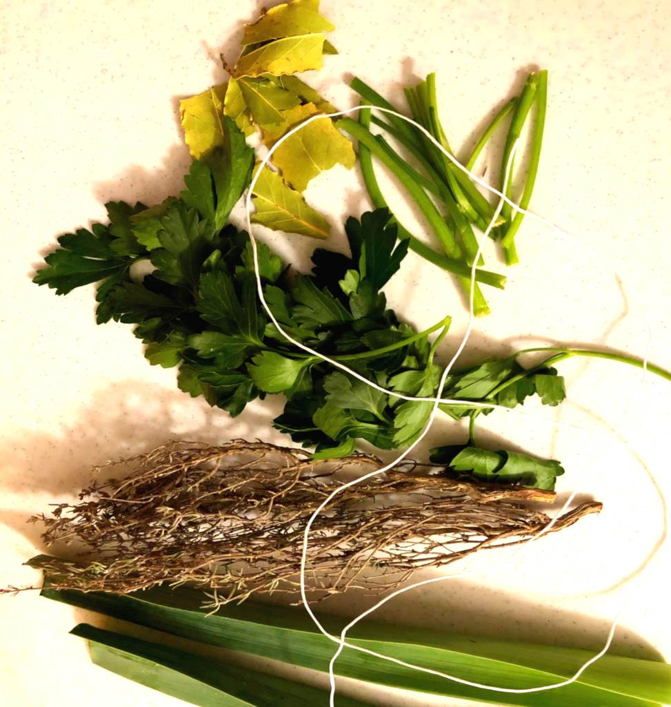Bouquet Garni, the perfect way to flavor meals
