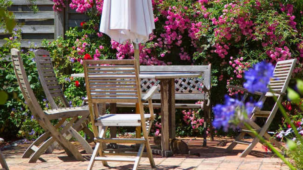 Decaper Une Terrasse terrasse et jardin : astuces pour les entretenir