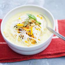 soupe exotique