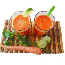 Carrot health benefits and therapeutic value