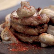filet mignon champignon