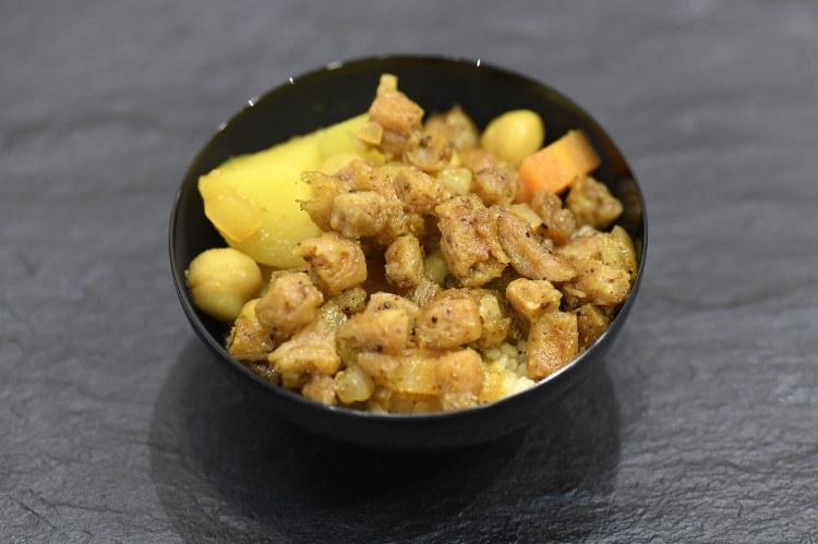 Couscous Végétal
