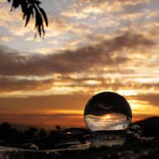 Hydrogel water crystals to beat drought