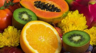 fruits riches en vitamine C