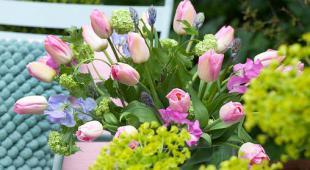 bouquet printemps idees