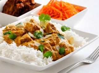 Curry d'agneau recette