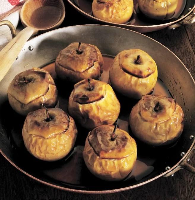 Pommes rôties au beurre demi-sel