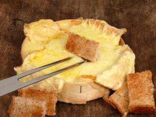 Camembert au four